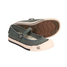 Keen Coronado Canvas Shoes - Mary Janes (For Women) in Trooper/Flower Print - Closeouts