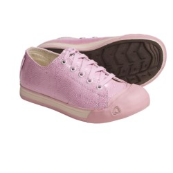 Keen Coronado Metallic Shoes (For Youth) in Lilac/Sachet