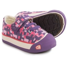Keen Coronado Print Canvas Sneakers (For Infants and Toddlers) in Purple Heart/Digital Camo - Closeouts