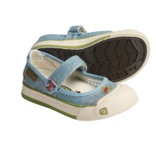 Keen Coronado Shoes - Mary Janes (For Kids and Youth) in Air Blue - Closeouts