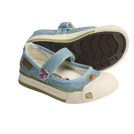 Keen Coronado Shoes - Mary Janes (For Kids and Youth) in Air Blue