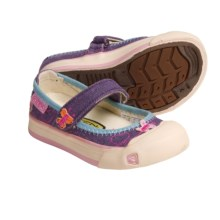 Keen Coronado Shoes - Mary Janes (For Kids and Youth) in Loganberry - Closeouts