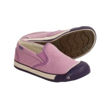 Keen Coronado Shoes - Slip-Ons (For Youth) in Crocus/Loganberry - Closeouts
