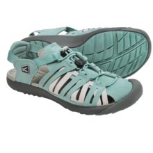 Keen Cypress Sandals (For Women) in Mineral Blue/Vapor - Closeouts