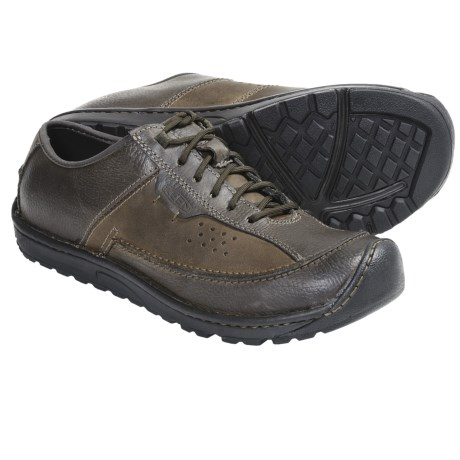 Keen Dillon Shoes - Lace-Ups (For Men) in Black Olive