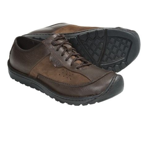 Keen Dillon Shoes - Lace-Ups (For Men) in Light Slate Black