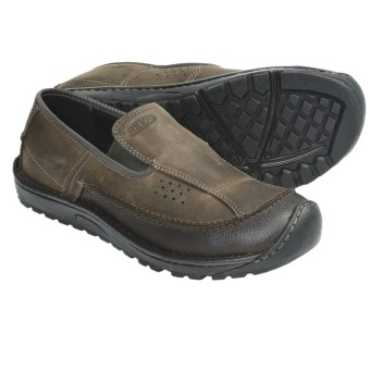 Keen Dillon Shoes - Slip-Ons (For Men) in Black Olive