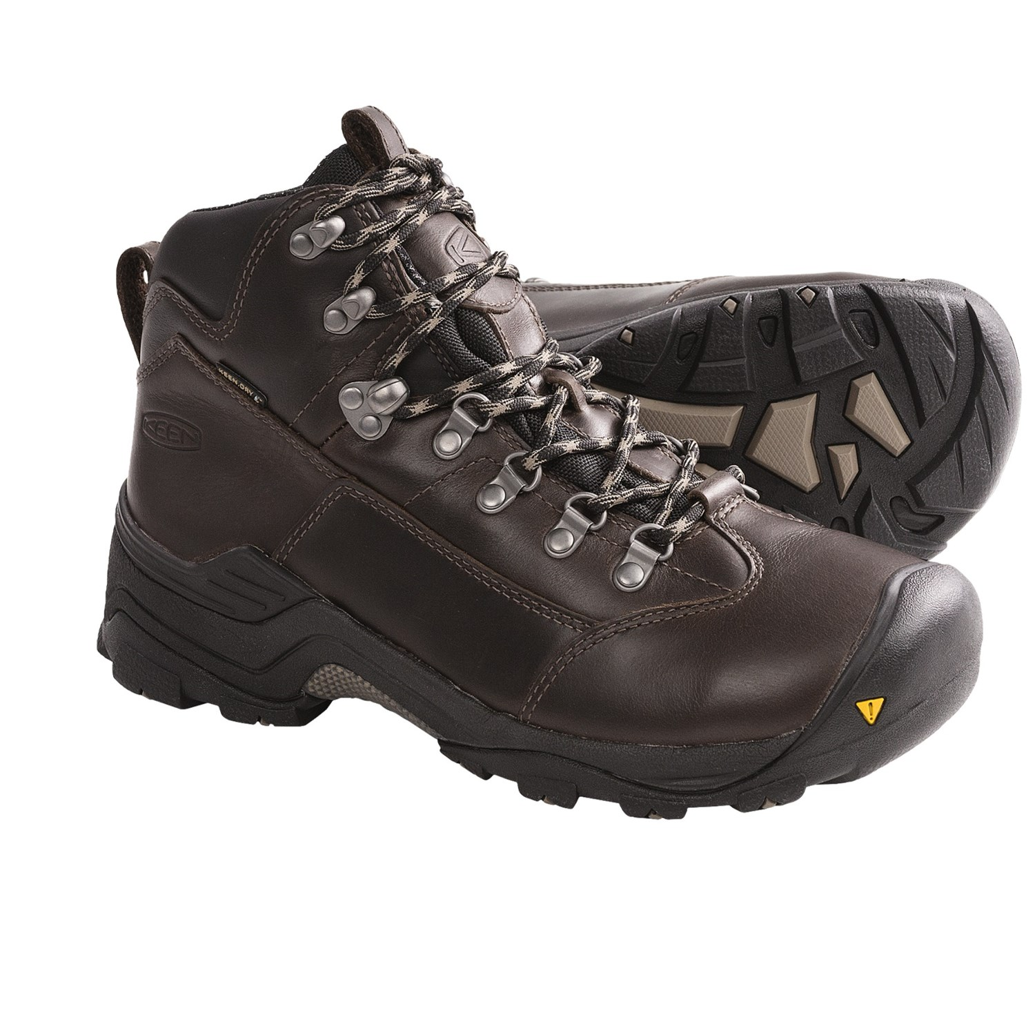 2deals keen glarus mid hiking boots waterproof leather