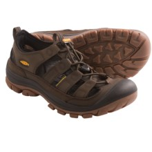 Keen Glisan Sport Sandals (For Men) in Chocolate Brown - 2nds