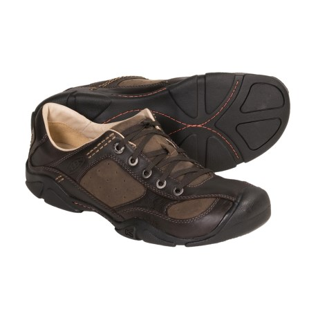 Keen Granada Lace Shoes (For Men) in Broth
