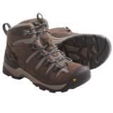 Keen Gypsum Mid Hiking Boots - Waterproof, Nubuck (For Women)