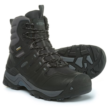 Image of Keen Gypsum Polar Winter Boots - Waterproof, Insulated (For Men)