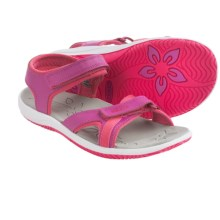 Keen Harper Sandals (For Little and Big Kid) in Dahlia Mauve/Camellia Rose - Closeouts