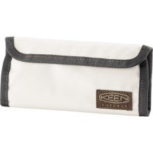 Keen Harvest III French Wallet - Recycled Materials in White/Grey - Closeouts
