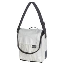 Keen Harvest III Mini Messenger Bag in White/Grey - Closeouts