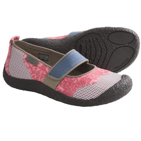 Keen Harvest Mary Jane Shoes (For Women) in Black Iris