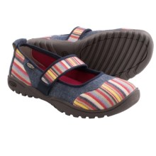 Keen Harvest Mary Jane Shoes (For Youth Girls) in Midnight Navy - Closeouts