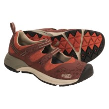 Keen Hermosa Shoes (For Women) in Madder Brown/Bossa Nova - Closeouts