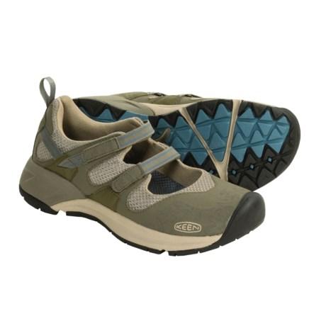 Keen Hermosa Shoes (For Women) in Madder Brown/Bossa Nova
