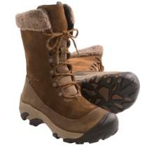 Keen Hoodoo II Winter Boots - Waterproof, Insulated (For Women) in Dark Earth/Rust - Closeouts