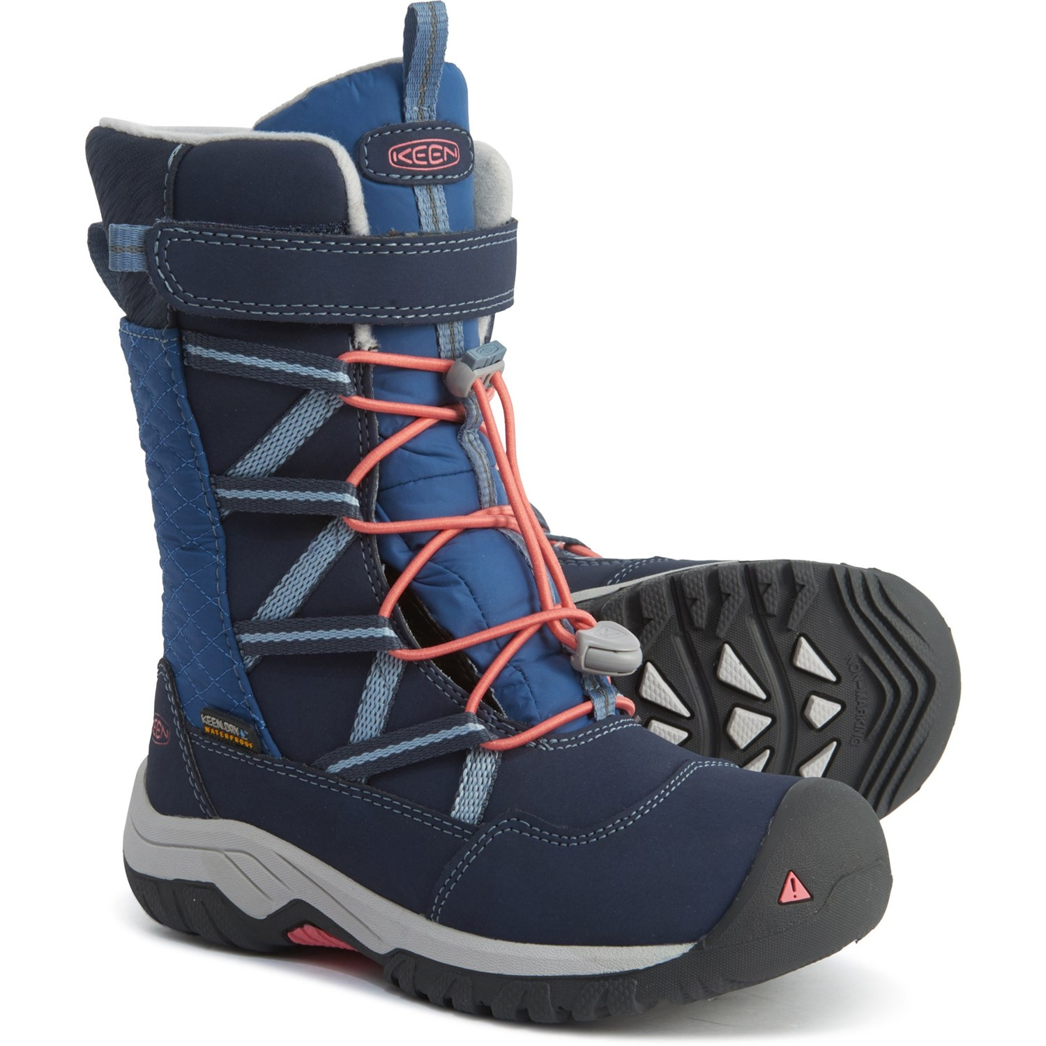 new product ca4f5 ed76e Keen Hoodoo Snow Boots (For Toddler Girls) - Save 33%