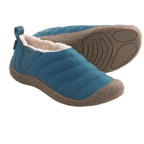 Keen Howser Shoes - Microfleece Lining (For Women) in Legion Blue