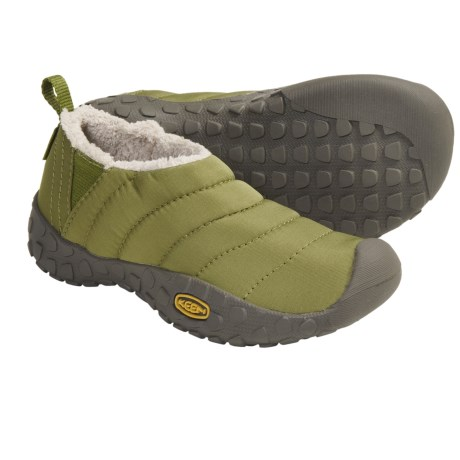 Keen Howser Slipper Shoes (For Kids) in Pompeian Red