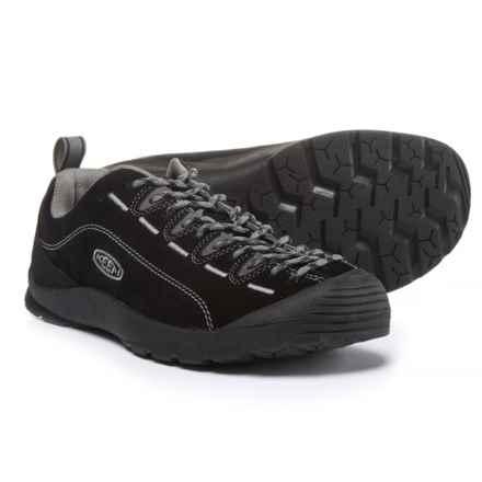 Keen Jasper Shoes (For Men) in Black/Steel Gray - Closeouts