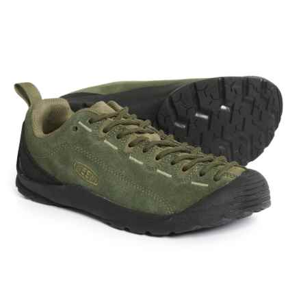 Keen Jasper Shoes (For Women) in Black Forest/Climbing Ivy - Closeouts