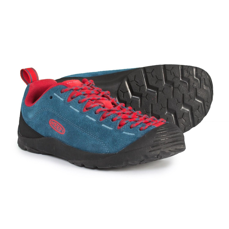 Keen Jasper Shoes For Women Save 44 Flash  Olivia Sneakers In Legion Blue True Red