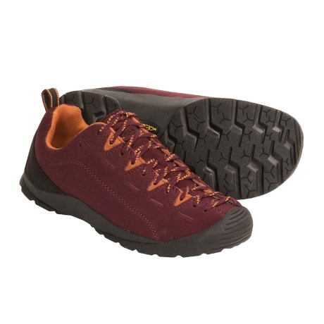 Keen Jasper Shoes (For Women) in Port Royal/Rust