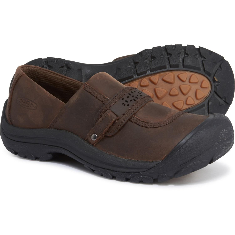 best website ebd88 b953a Keen Kaci Full-Grain Shoes (For Women) - Save 26%