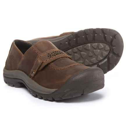 Keen Kaci Full-Grain Shoes - Slip-Ons (For Women) in Tortoise Shell - Closeouts