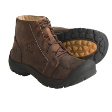 Keen Kaci Low Boots - Waterproof (For Women) in Potting Soil - Closeouts