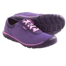 Keen Kanga Lace Shoes (For Women) in Blackberry/Purple Heart - Closeouts