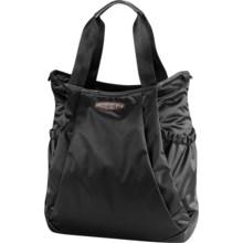 Keen Kanga Tote Bag in Black/Hot Coral - Closeouts