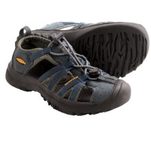 Keen Kanyon Sport Sandals (For Youth) in Midnight Navy - Closeouts