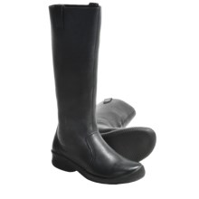 Keen KJ Leather Boots (For Women) in Black - Closeouts
