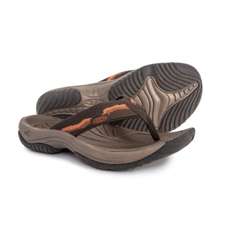 1d87dfc97b35 Keen Kona Flip-Flops (For Women) in Mulch Espresso