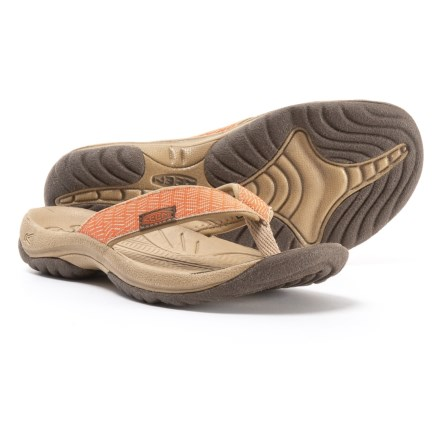 526803dfc8b6 Keen Kona Sandals - Flip-Flops (For Women) in Cornstalk Langoustino -