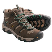 Keen Koven Hiking Boots (For Women) in Cascade/Emerald Green - Closeouts