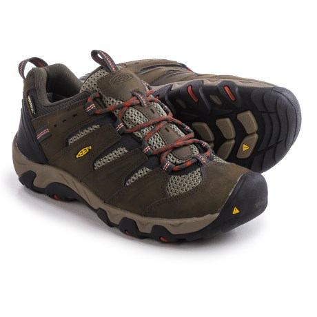 Keen Koven Hiking Shoes - Waterproof, Leather (For Men)