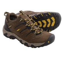 Keen Koven Hiking Shoes - Waterproof, Leather (For Men) in Cascade Brown/Tawny Olive - Closeouts