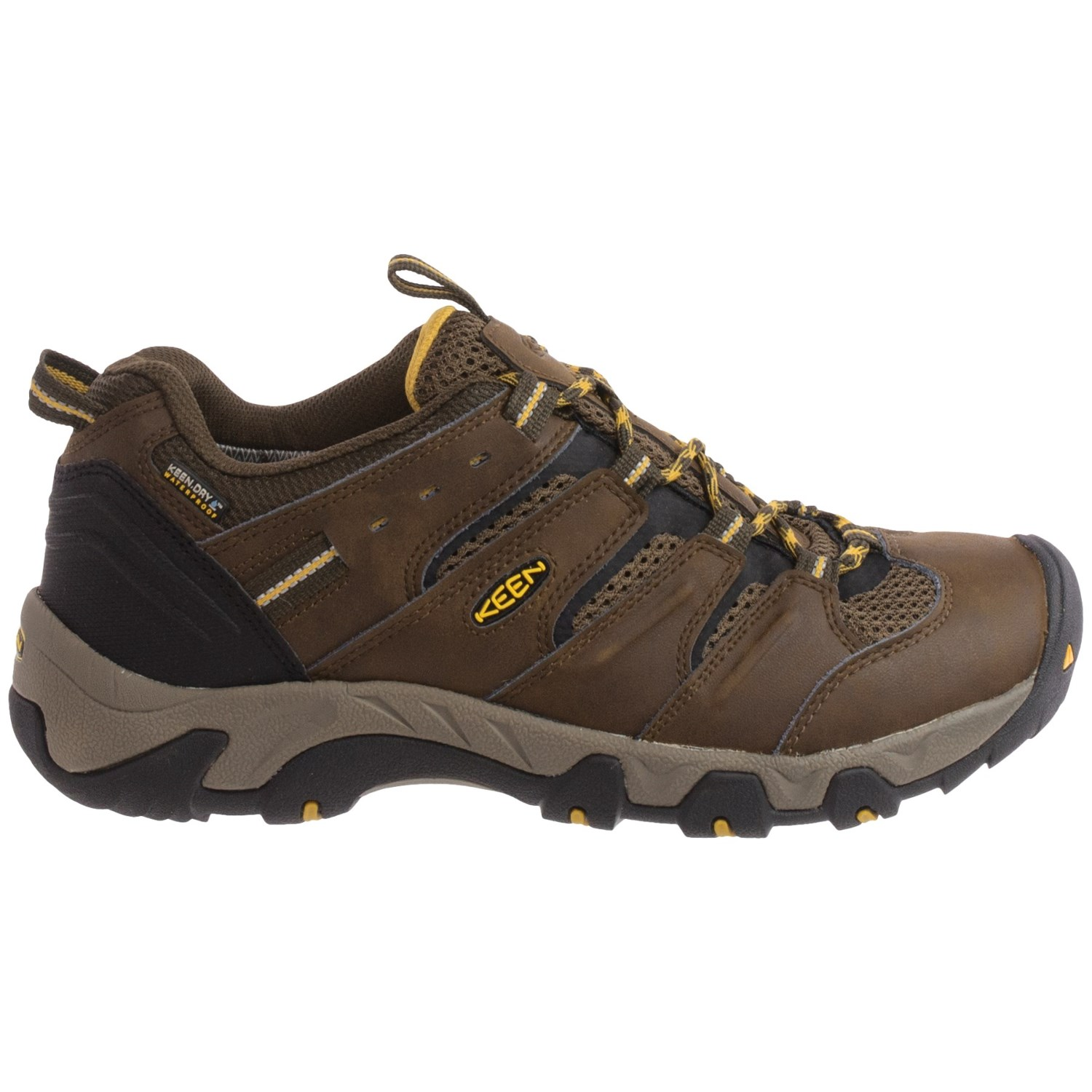 Leather Waterproof Hiking Shoes