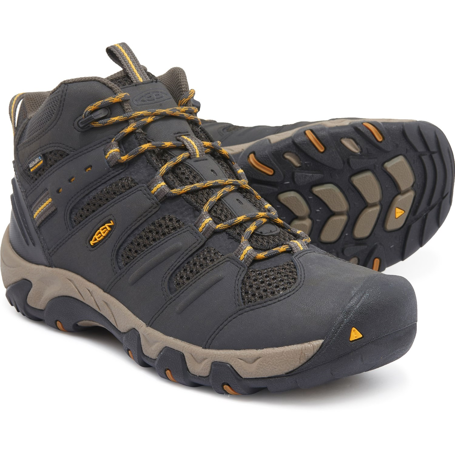 Keen Koven Mid Hiking Boots (For Men