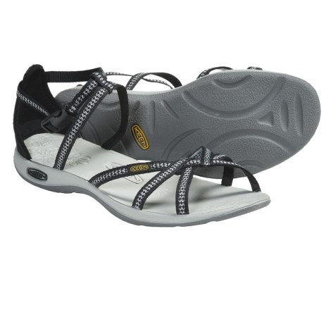 Keen La Paz Strap Sandals (For Women) in Black