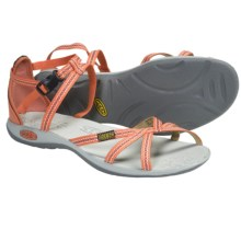 Keen La Paz Strap Sandals (For Women) in Living Coral - Closeouts
