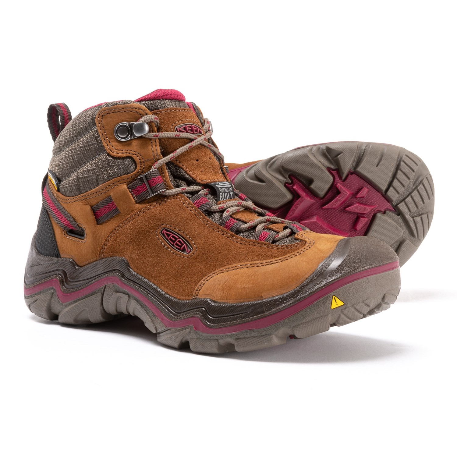 78811120016 Keen Laurel Mid Hiking Boots - Waterproof (For Women)