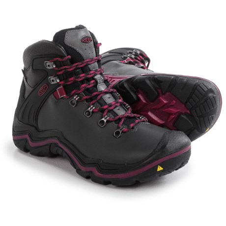 Keen Liberty Ridge Hiking Boots - Waterproof, Leather (For Women)