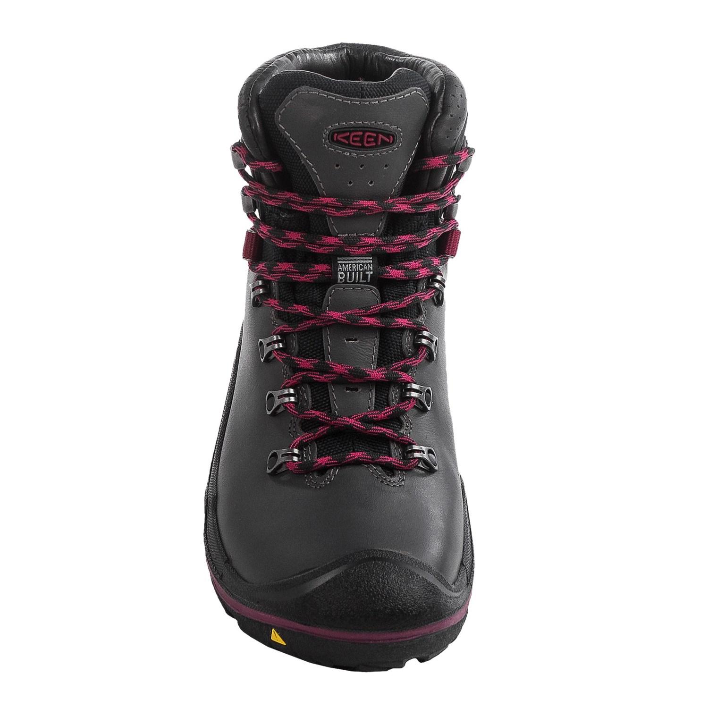 Model KEEN Womenu0026#39;s Liberty Ridge Waterproof Hiking Boots